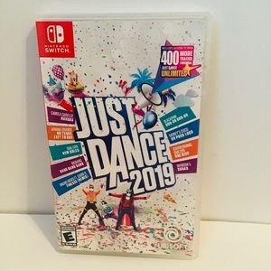 Other - NINTENDO SWITCH JUST DANCE 2019 GAME